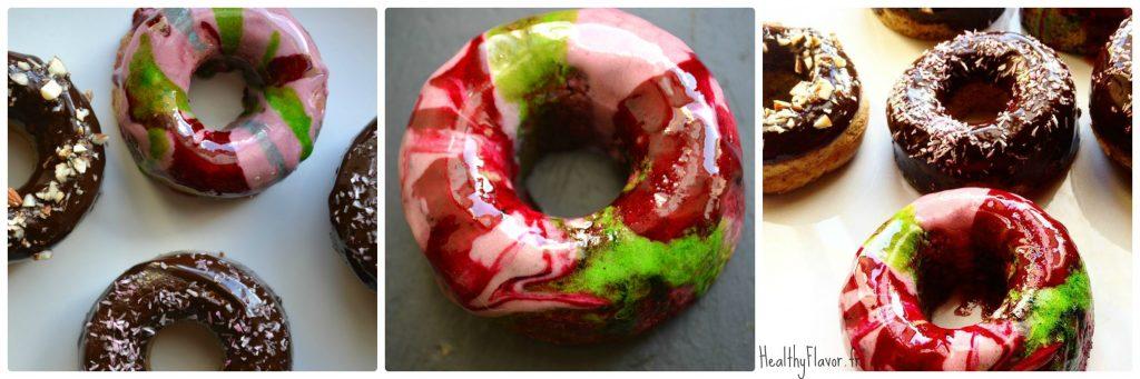 Donuts sans huile