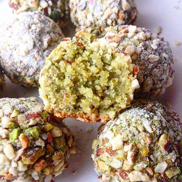 biscuit pistaches amandes